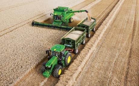 Обладнання для точного землеробства