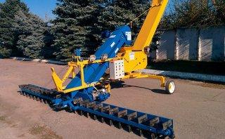 Зернонавантажувач МЗС-170 Голіаф