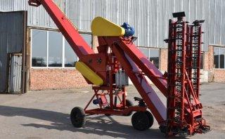 Зернонавантажувач ЗН-120
